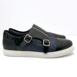 DSQUARED2 Tux Monkstrap Platform Sneaker